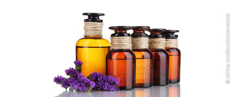 Schwerpunkt Aromatherapie