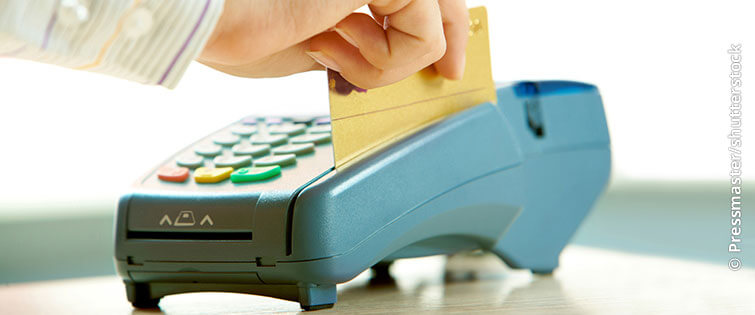 Bargeldlose Zahlung