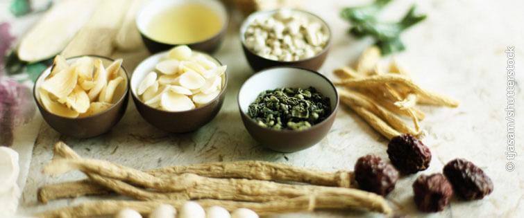 Traditionell Chinesische Medizin